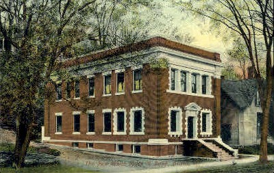 White River National Bank - Bethel, Vermont VT Postcard