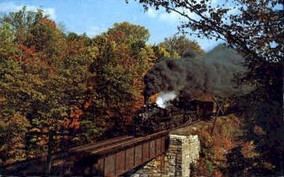 Williams River Bridge - Bellows Falls, Vermont VT Postcard