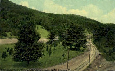 Barber's Pines - Bennington, Vermont VT Postcard