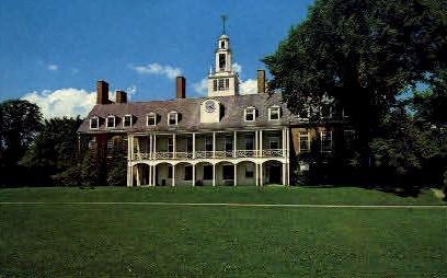 Bennington College - Vermont VT Postcard