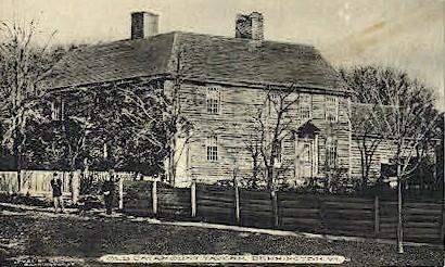 Old Catamount Tavern - Bennington, Vermont VT Postcard
