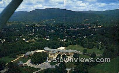 Henry W Putnam Memorial Hospital - Bennington, Vermont VT Postcard