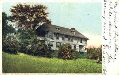 Former Kipling Place - Brattleboro, Vermont VT Postcard