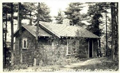 Madison Cottage - Oakledge Manor - Burlington, Vermont VT Postcard