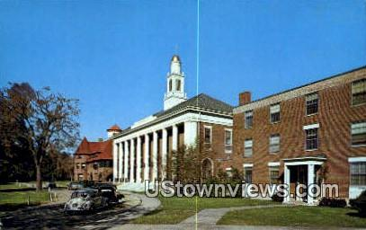 UVM's Redstone Campus - Burlington, Vermont VT Postcard