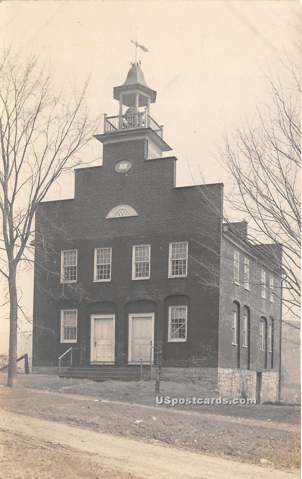 Building - Bennington, Vermont VT Postcard