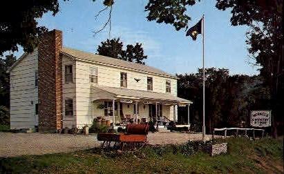 Merkal's Country Store - Castleton, Vermont VT Postcard