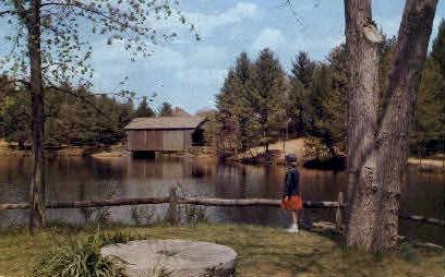 Old Sturbridge Village - Dummerston, Vermont VT Postcard