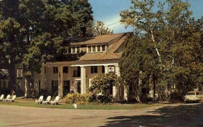 Dorset Inn - Vermont VT Postcard