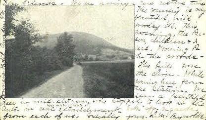 Downer's - Downers, Vermont VT Postcard