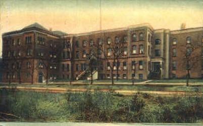 Samaritan Hospital - Sodom, Vermont VT Postcard