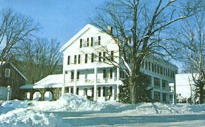 Old Tavern - Grafton, Vermont VT Postcard