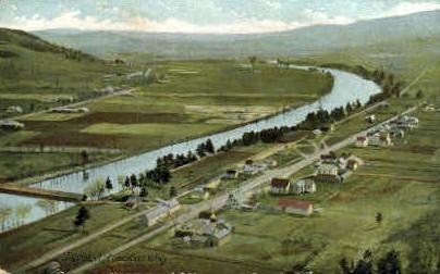 Connecticut Valley - Fairlee, Vermont VT Postcard