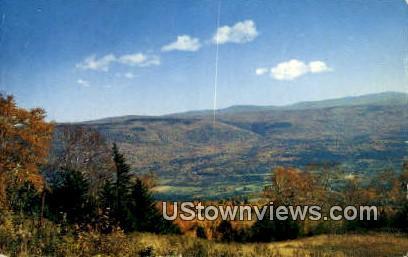 Green Mountains, Vermont      ;     Green Mountains, VT Postcard