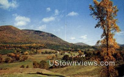 Mount Equinox, VT     ;     Mount Equinox, Vermont Postcard