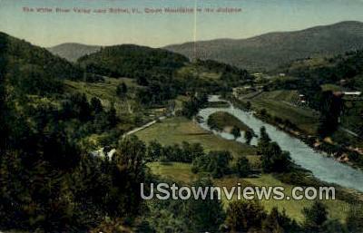 River Valley - Bethel, Vermont VT Postcard