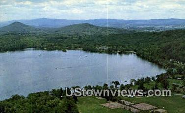Lake Dunmore, Vermont      ;     Lake Dunmore, VT Postcard