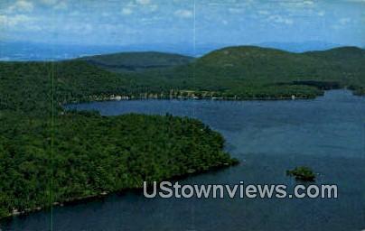 Lake Dunmore, VT     ;     Lake Dunmore, Vermont Postcard