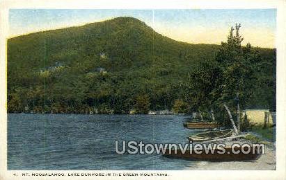 Mt. Moosalamoo - Green Mountains, Vermont VT Postcard