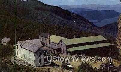Mt. Mansfield Hotel - Green Mountains, Vermont VT Postcard
