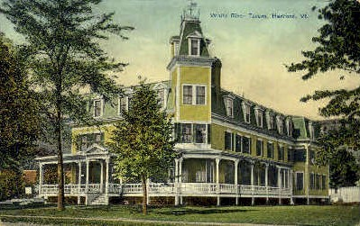 White River Tavern - Hartford, Vermont VT Postcard