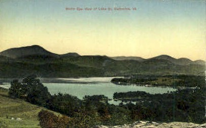 Lake St. Catherine - Lake St Catherine, Vermont VT Postcard