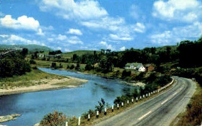 Riverside - Misc, Vermont VT Postcard