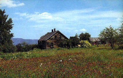 Old Mountain House - Misc, Vermont VT Postcard