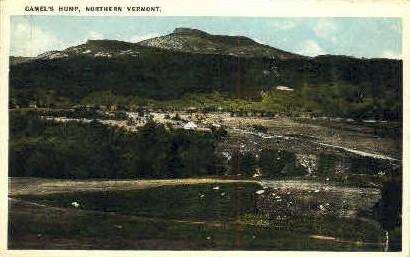 Camel's Hump - Misc, Vermont VT Postcard