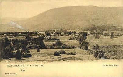 Old Equinox - Manchester, Vermont VT Postcard