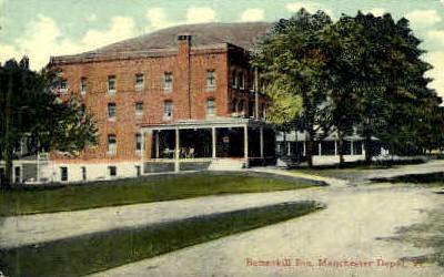 Bettenkill Inn - Manchester, Vermont VT Postcard