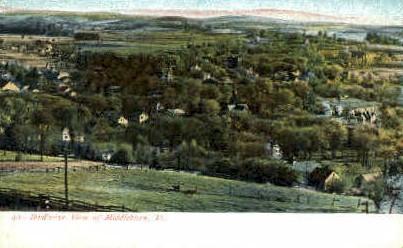 Middlebury - Vermont VT Postcard
