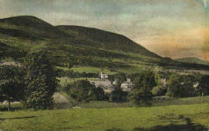 Sunderland - Manchester, Vermont VT Postcard