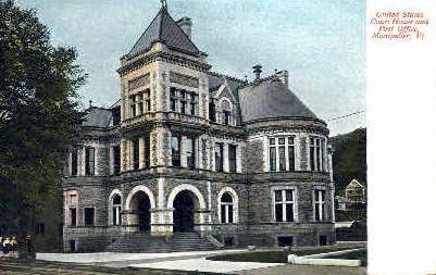 Court House - Montpelier, Vermont VT Postcard