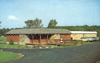 World Handicraft Center - Norwich, Vermont VT Postcard