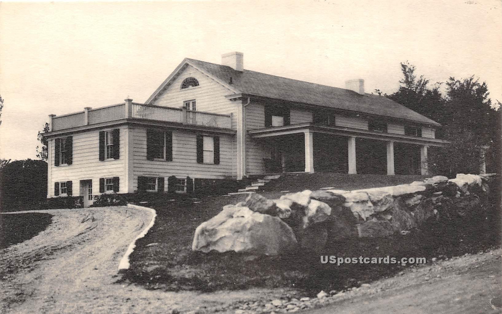 Equinox Links Club - Mancheseter, Vermont VT Postcard