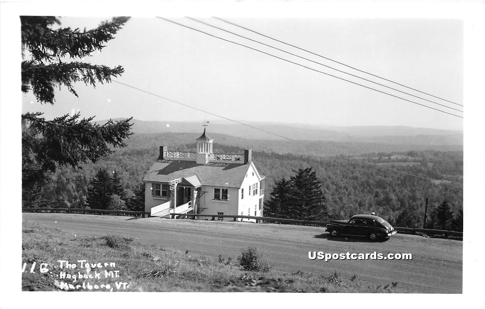 The Tavern - Marlboro, Vermont VT Postcard