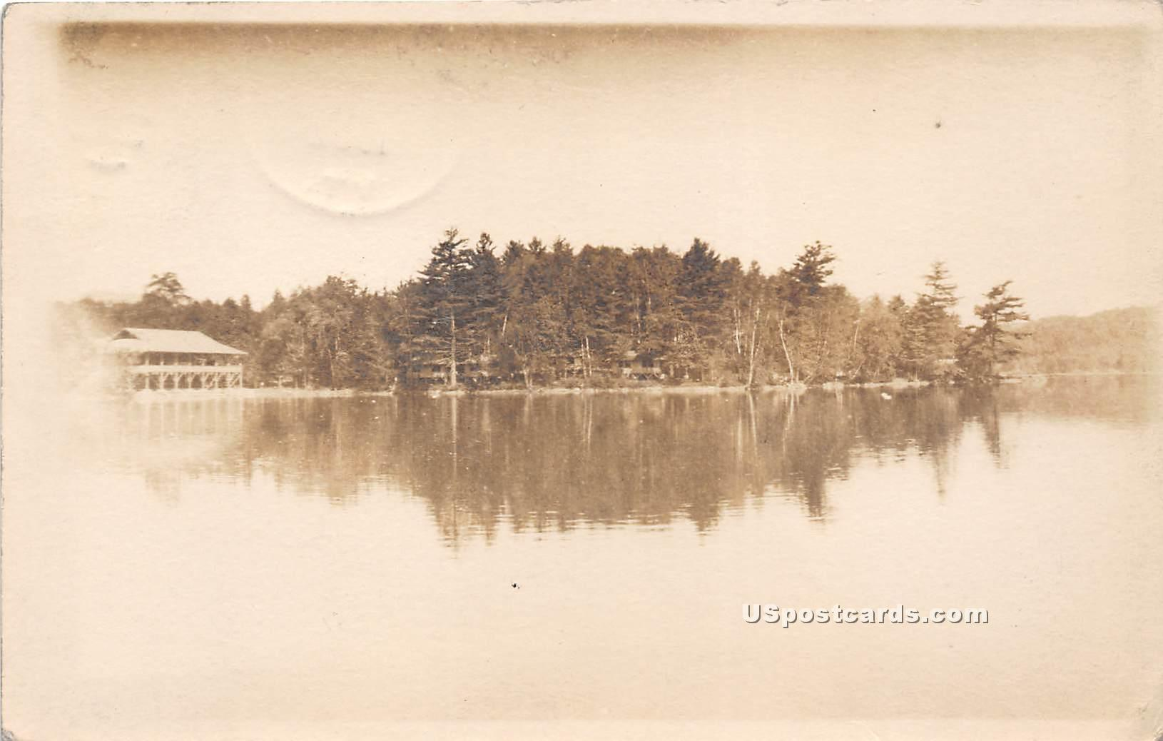 Lake View - Misc, Vermont VT Postcard