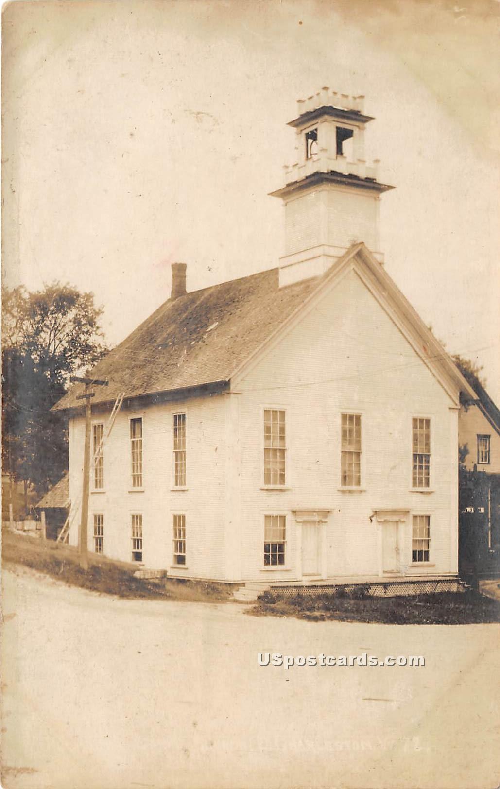 Building - Misc, Vermont VT Postcard