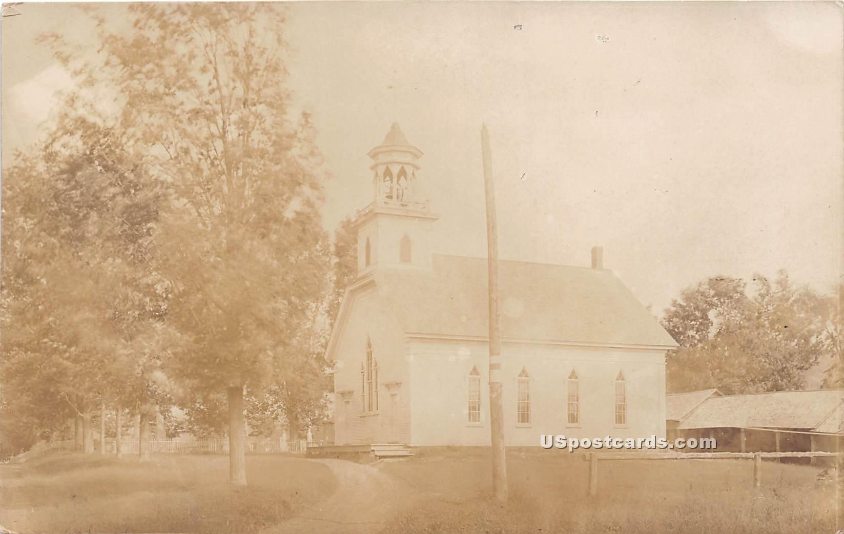 Homestead - Misc, Vermont VT Postcard