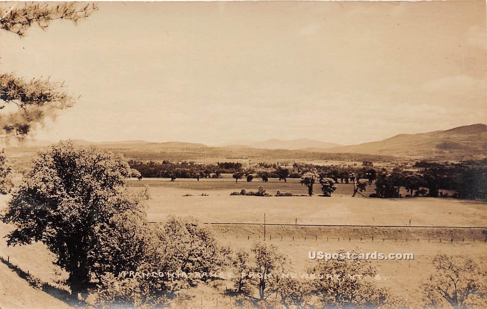 Franco - Newbury, Vermont VT Postcard