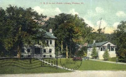 Y.M.C.A. - Proctor, Vermont VT Postcard