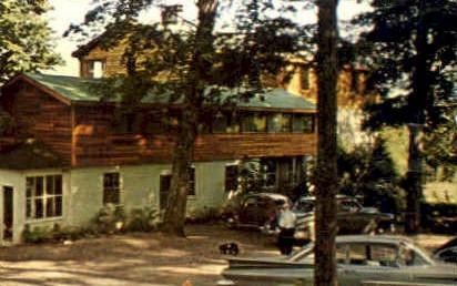 Putney Graduate School - Vermont VT Postcard