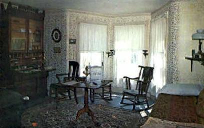 Coolidge Homestead - Plymouth, Vermont VT Postcard