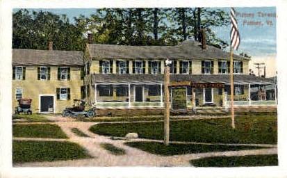 Putney Tavern - Vermont VT Postcard