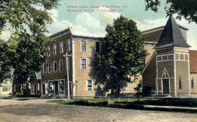 Adams Opera House - Proctor, Vermont VT Postcard