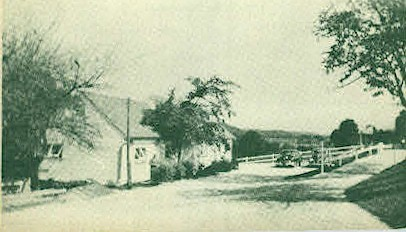 Berry Patch - Pittsford, Vermont VT Postcard