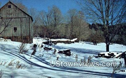 Dover, VT     ;     Dover, Vermont Postcard