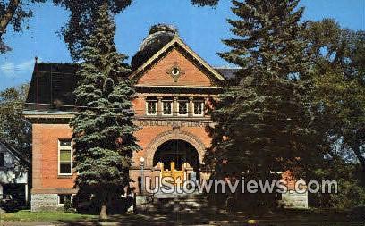 Kimball Library - Randolph, Vermont VT Postcard