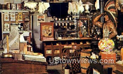 Shelburn Country Store - Shelburne, Vermont VT Postcard